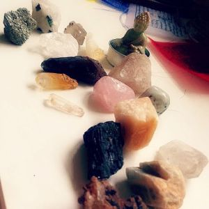 new crystals to add to my collection